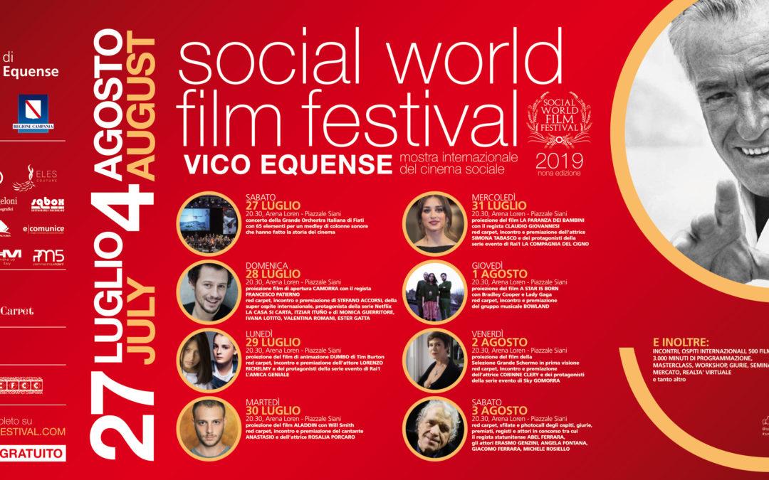 Cinema e Ambiente, al Social World Film Festival le scenografie green di Formaperta